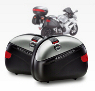 GIVI Top Boxes and Side Cases
