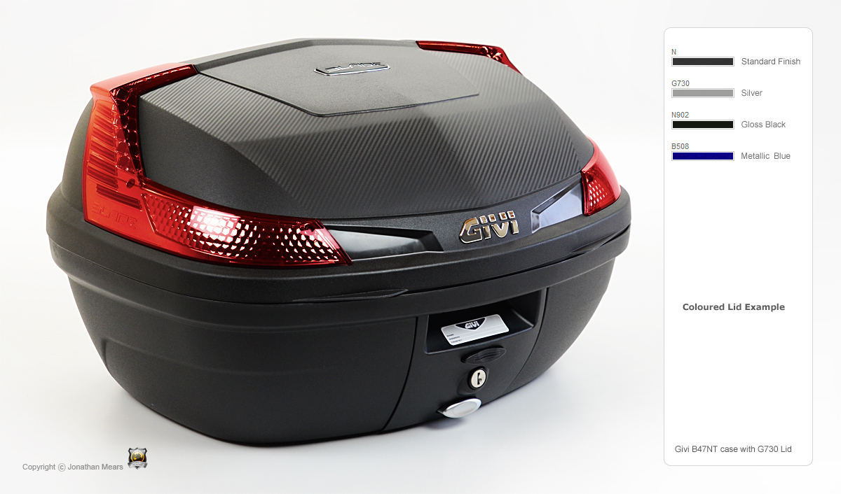 givi b47n blade top box monolock givi top boxes monolock givi luggage. Black Bedroom Furniture Sets. Home Design Ideas