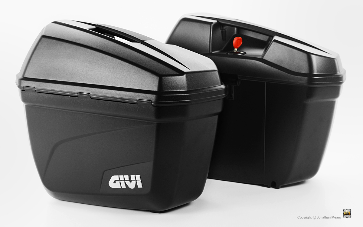 Led Lights For Motorcycle >> GIVI E22N Side Cases Monokey - GIVI Side Cases - GIVI Luggage