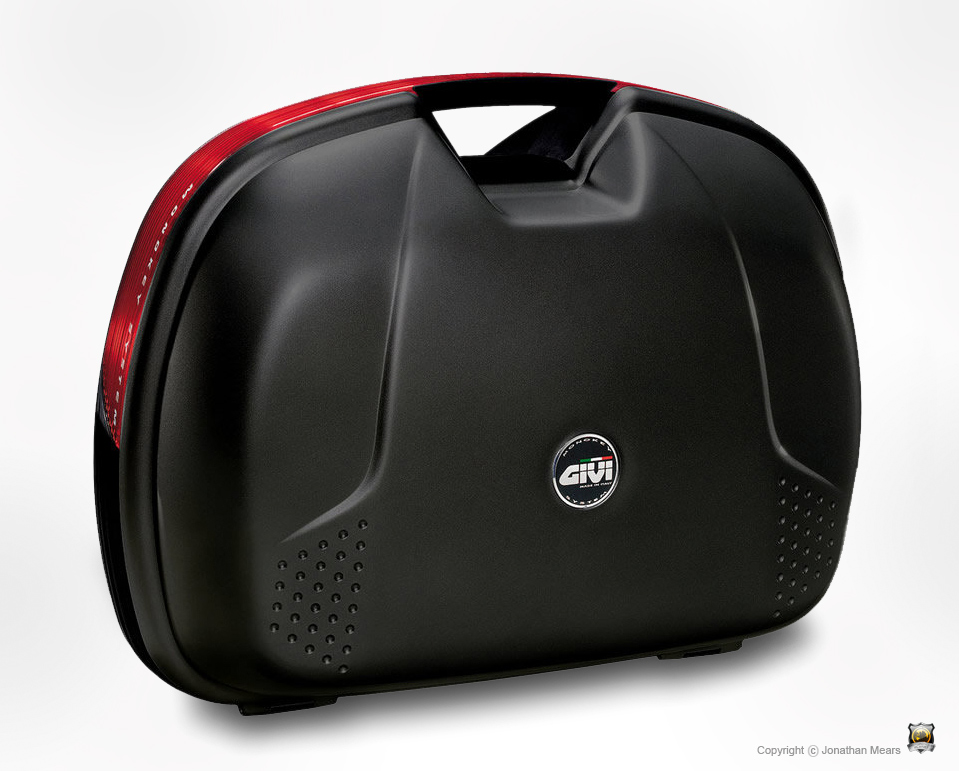 Full Motorcycle Helmet >> GIVI E360N Pannier Side Case Monokey - GIVI Side Cases ...
