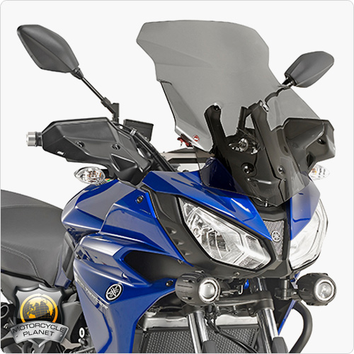 givi d2130st screen for yamaha mt 07 tracer yamaha mt 07 tracer 16 17 givi luggage. Black Bedroom Furniture Sets. Home Design Ideas
