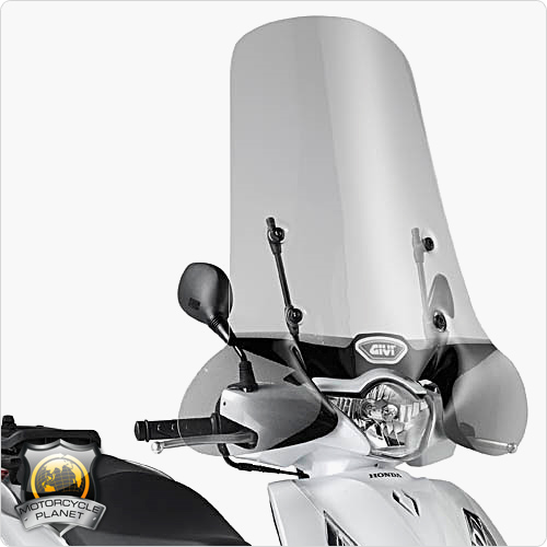 givi 1117a screen and fitting kit a1117a for honda sh 125i. Black Bedroom Furniture Sets. Home Design Ideas