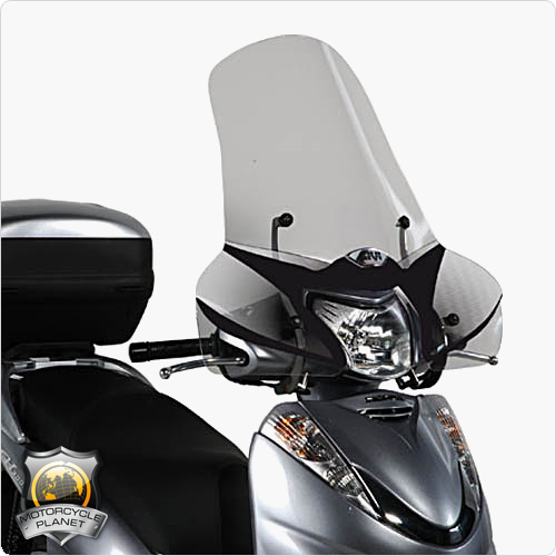givi 308a screen and fitting kit a1153a for honda vision. Black Bedroom Furniture Sets. Home Design Ideas
