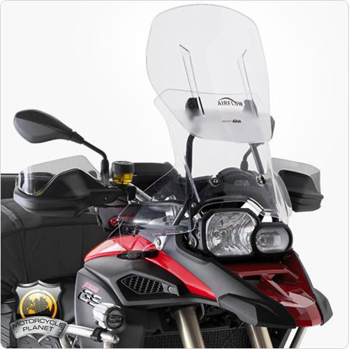 givi af5110 airflow screen for bmw f 800 gs adventure. Black Bedroom Furniture Sets. Home Design Ideas