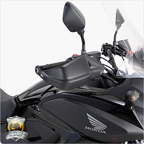 givi hp1111 handguards for honda nc 750x honda nc 750x. Black Bedroom Furniture Sets. Home Design Ideas