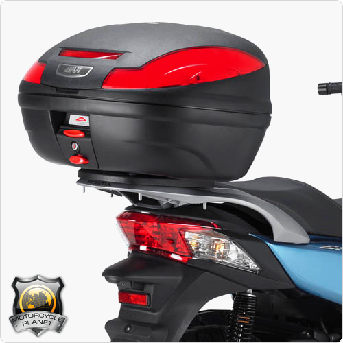 givi e223 top box rack for honda sh 300i honda sh 300i. Black Bedroom Furniture Sets. Home Design Ideas