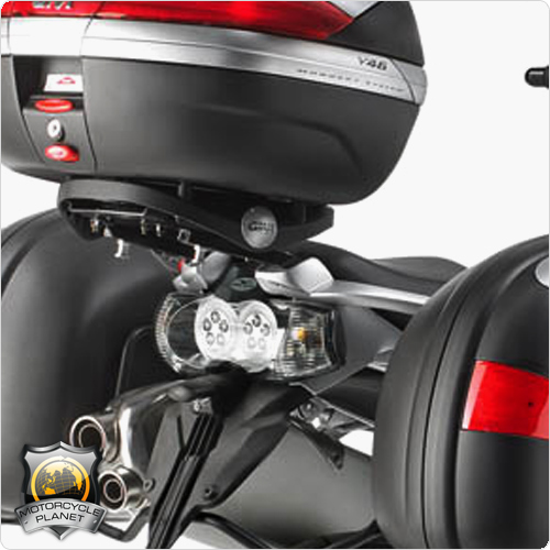 motorcycle top box fitting instructions