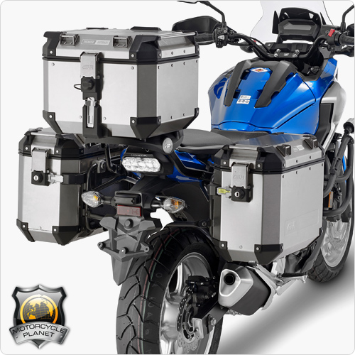 givi pl1146cam pannier rack for honda nc 750x honda nc. Black Bedroom Furniture Sets. Home Design Ideas