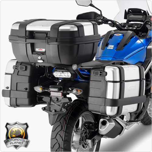 givi pl1146 pannier rack for honda nc 750x honda nc 750x. Black Bedroom Furniture Sets. Home Design Ideas