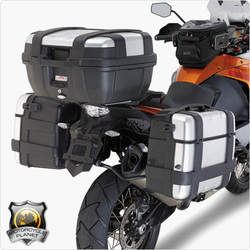 ktm 1190 adventure r (13-16) - givi luggage