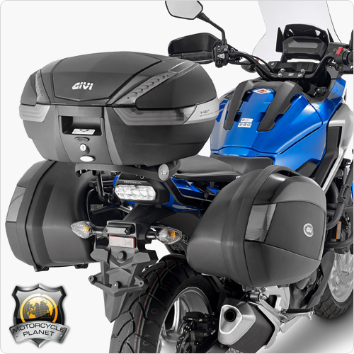 givi plx1146 pannier rack for honda nc 750x honda nc. Black Bedroom Furniture Sets. Home Design Ideas