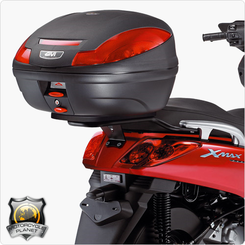 givi sr355m top box rack for yamaha x max 125 250 yamaha. Black Bedroom Furniture Sets. Home Design Ideas