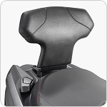 GIVI TB3115 Backrest for Suzuki Burgman 400