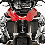 GIVI PR5108 Radiator Guard for BMW R 1250 GS