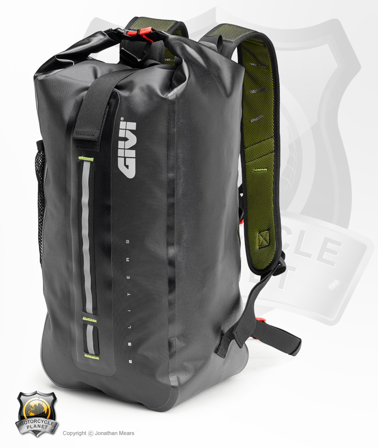 ad8e605ecf1d GIVI GRT701 Waterproof Rucksack - GIVI Tail Bags - GIVI Luggage