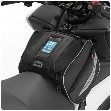 Givi Xs318 Tail Bag Or Tunnel Bag Givi Tail Bags Givi